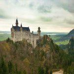 Il castello di Neuschwanstein, come in una favola