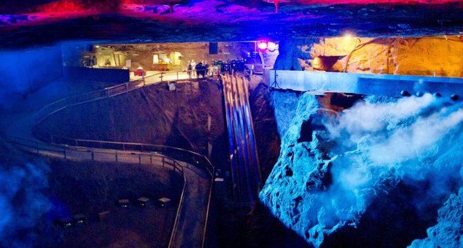 miniere di Salzbergwerk, Berchtesgaden
