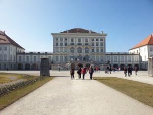 castello di Nymphenburg germania