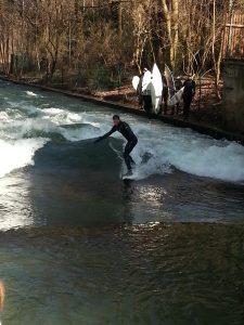 surf englischer garten