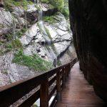 Wimbachklamm, le cascate nella roccia