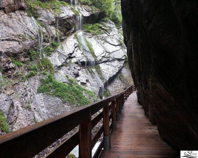 GOLA DI WIMBACHKLAMM , berchtesgaden