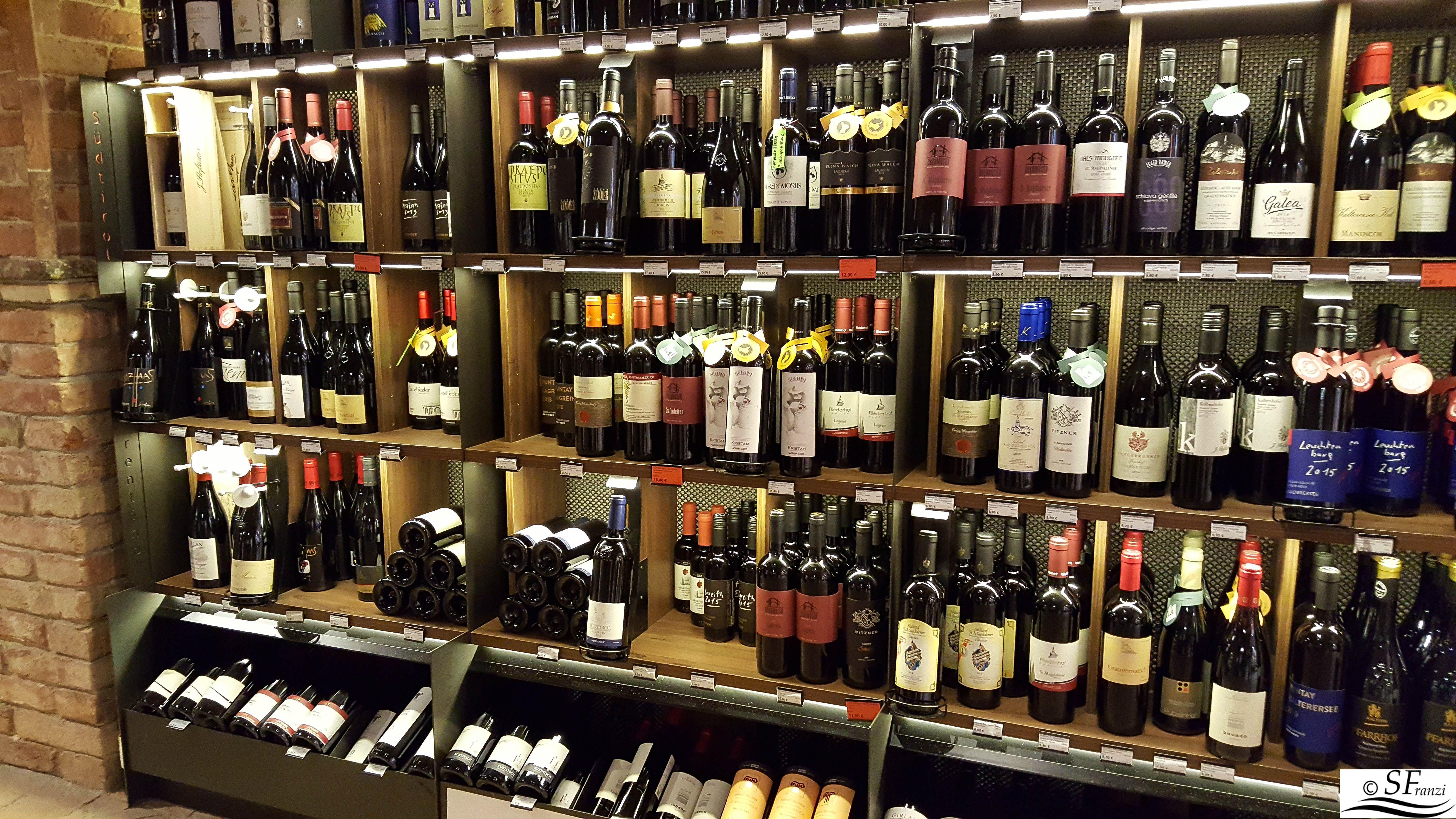 cantina di vini alto adige
