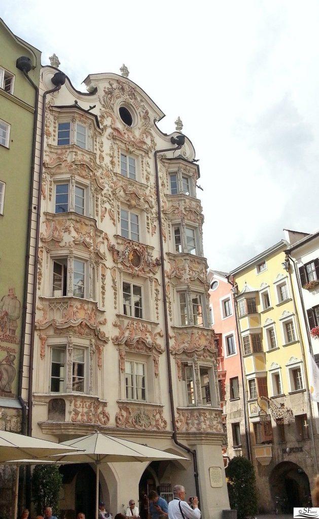 cosa visitare a Innsbruck Helbinghaus