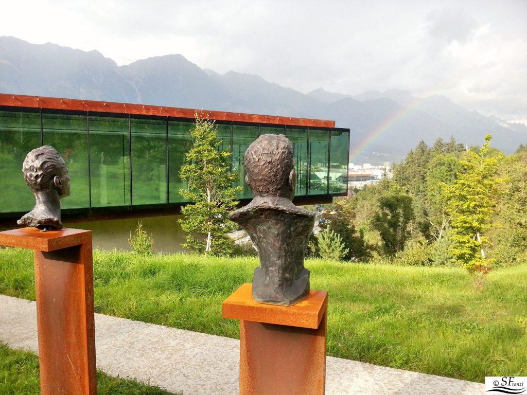 cosa vedere a Innsbruck in un giorno Das Tirol Panorama