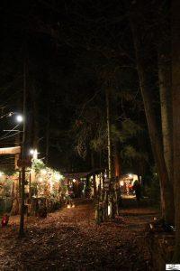 mercatino nel bosco