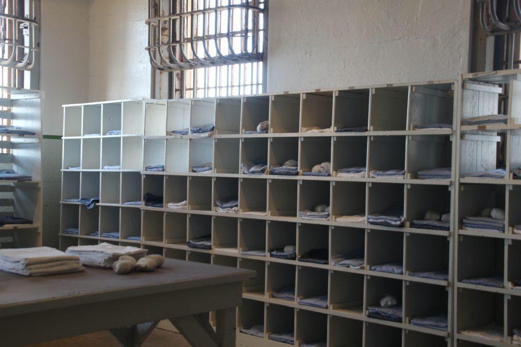 come raggiungere la prigione di alcatraz