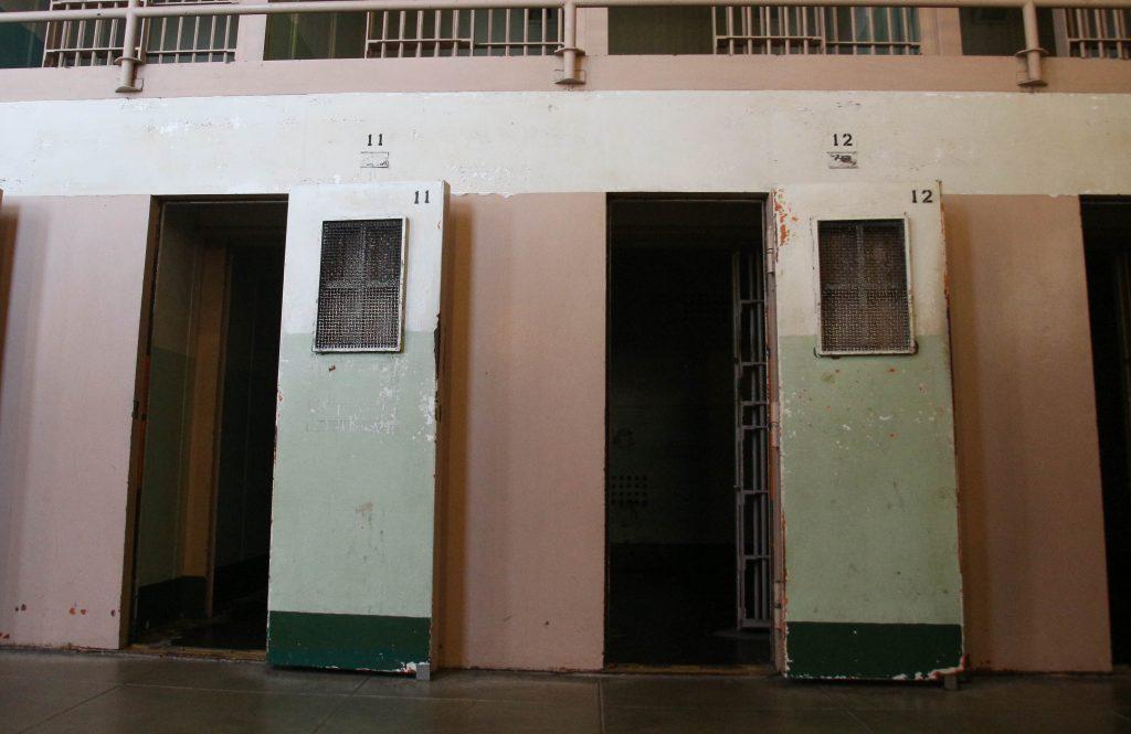 vedere la prigione di alcatraz