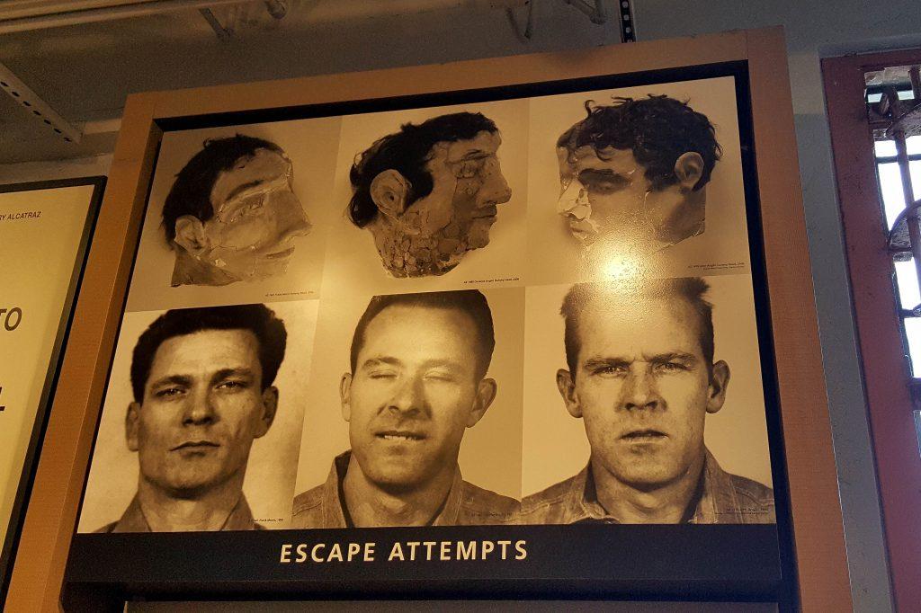 fuggitivi da alcatraz