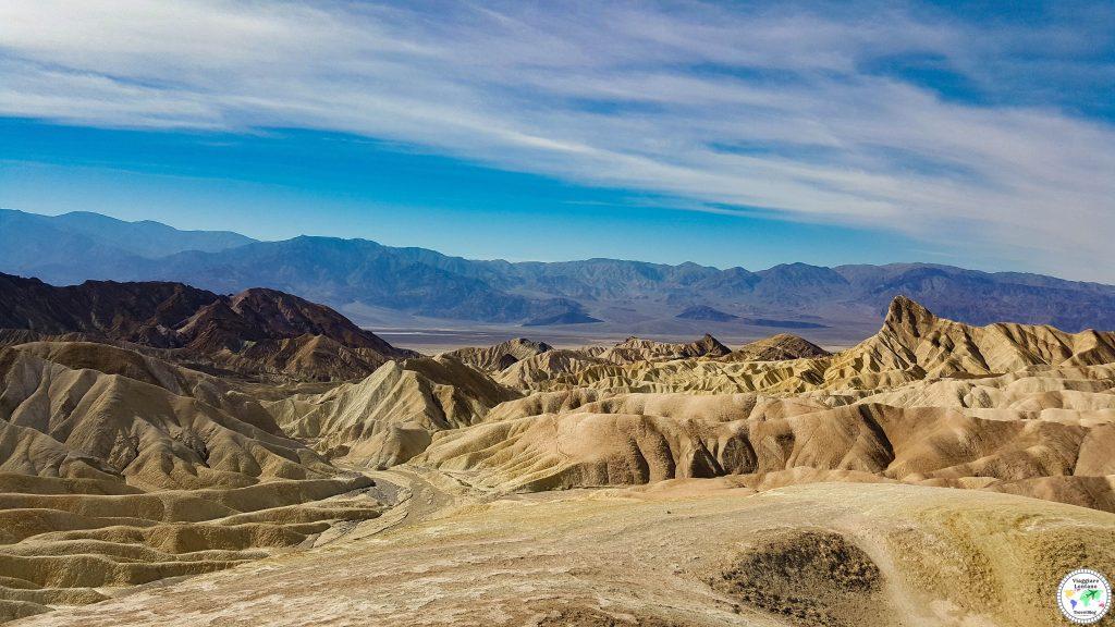 Come raggiungere la Death Valley