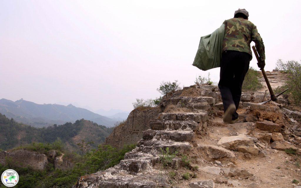 gubeikou come arrivare alla muraglia