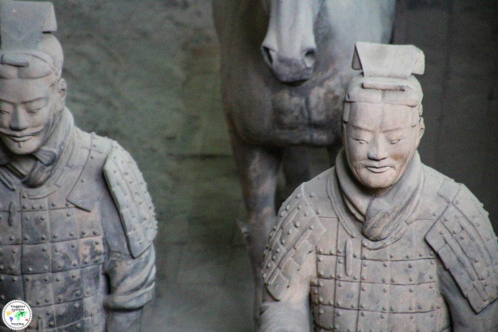 esercito di terracotta xi'an