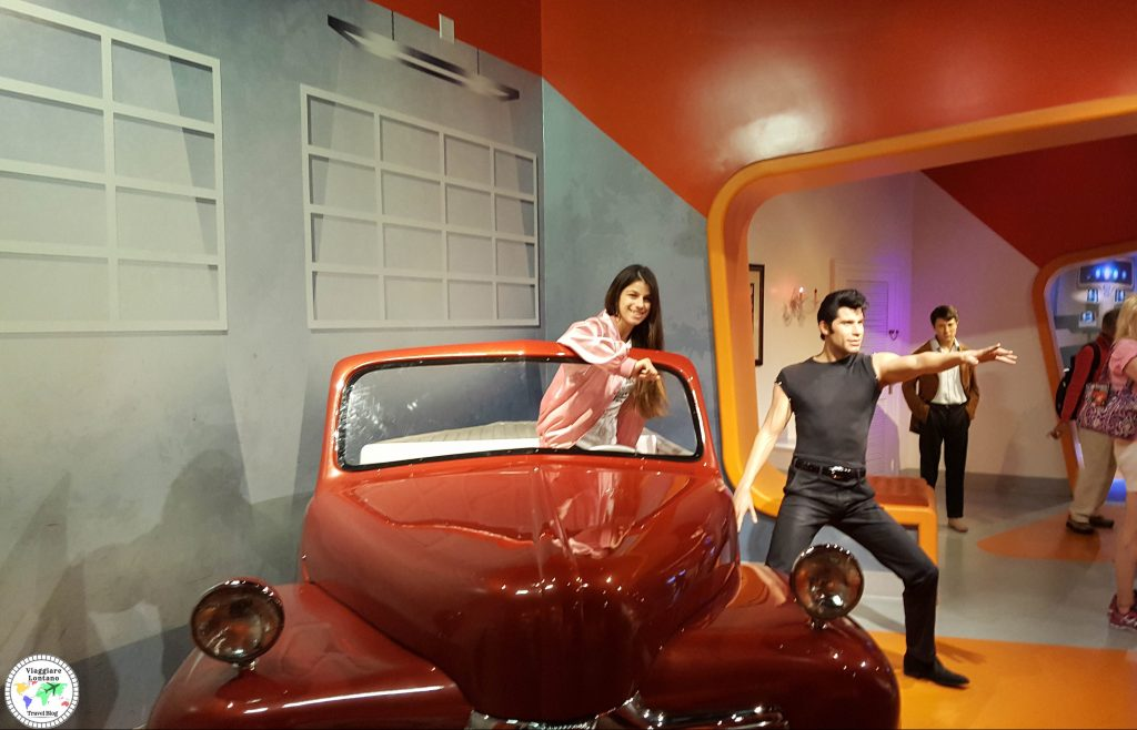 Madame Tussauds cosa vedere a los angeles