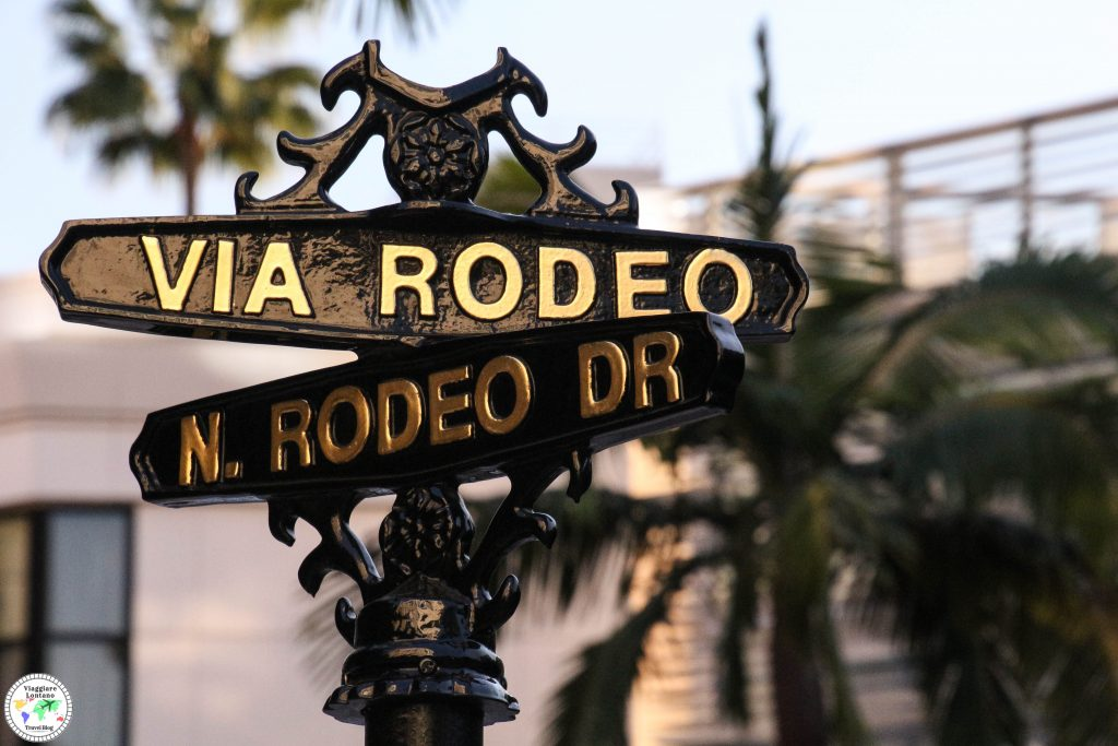 rodeo drive cosa visitare a los angeles