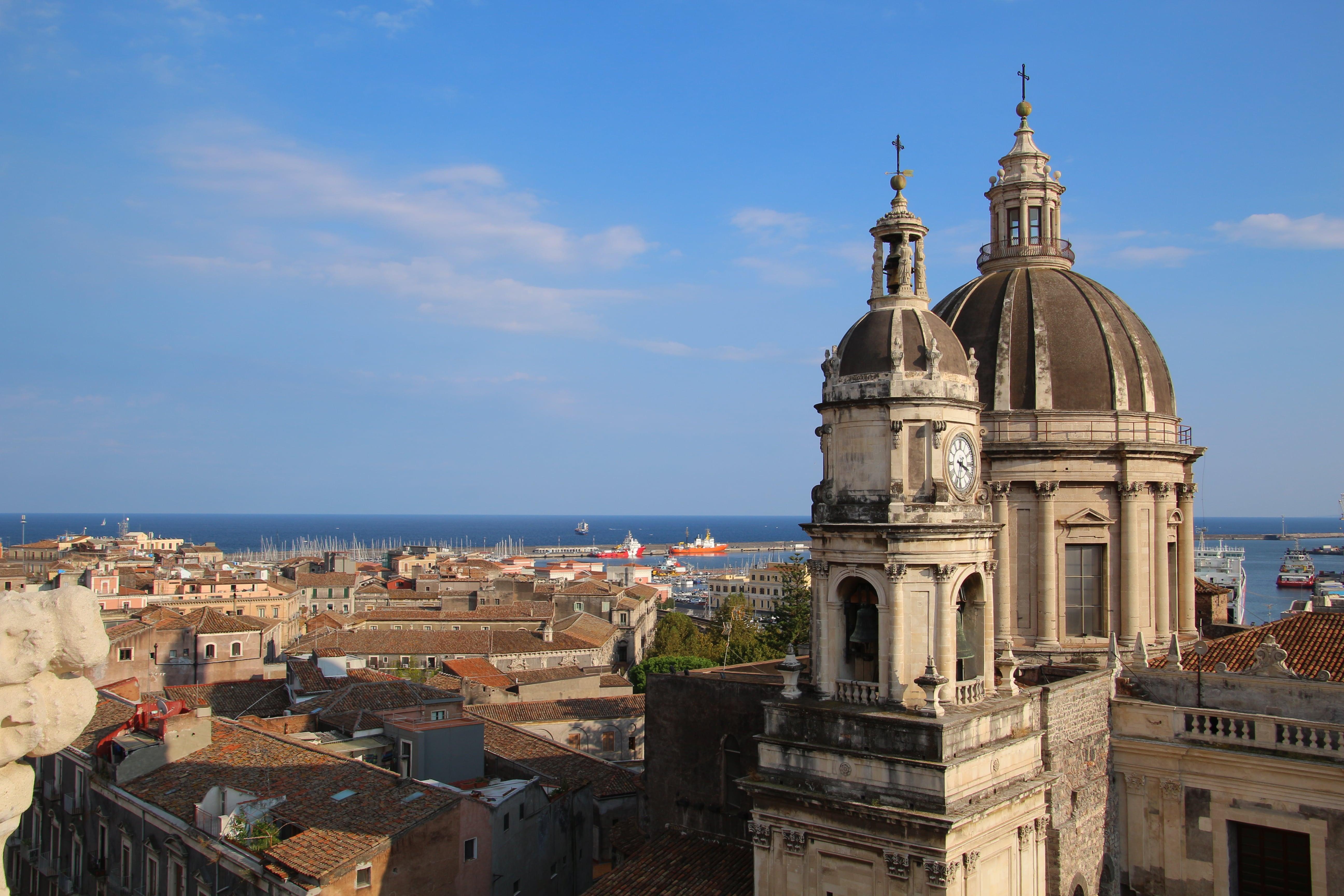 viaggi in italia catania