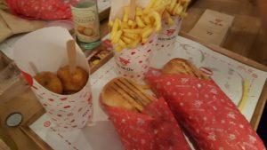 fast food catania