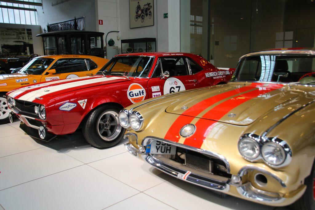 musei a bruxelles autoworld