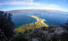 trekking sull'isola di tavolara