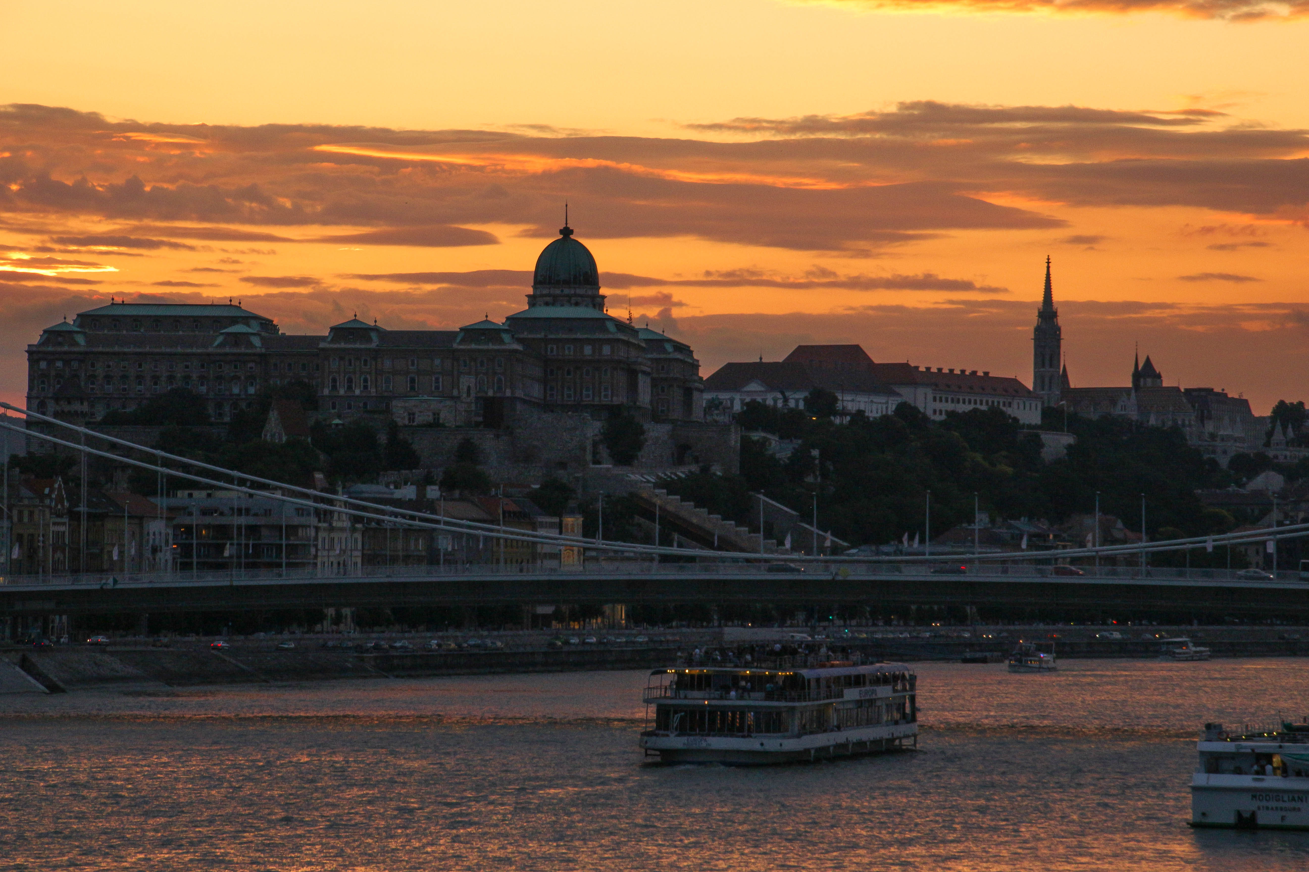 cosa vedere in un weekend a Budapest