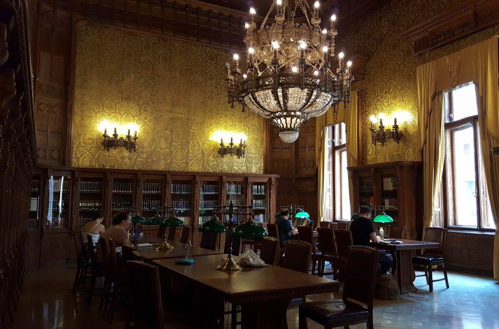 Biblioteca ErvinSzabó- Pest