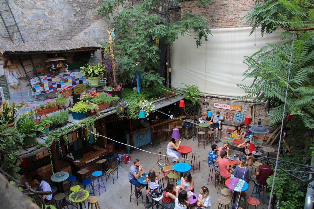 ruin bar più famosi a budapest