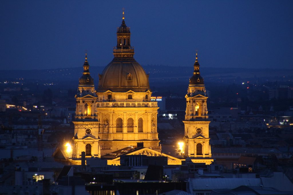 weekend a budapest - basilica santo stefano