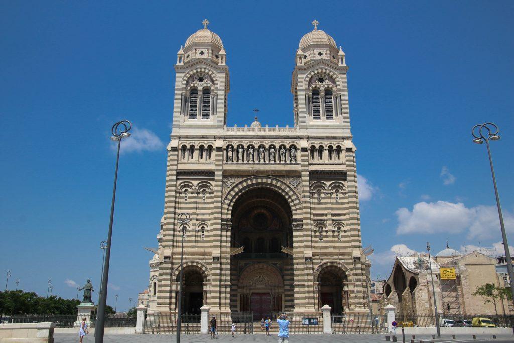 marsiglia in un giorno- cattedrale de la major