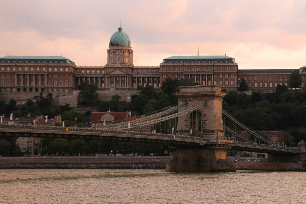 ponte delle catene - weekend a budapest
